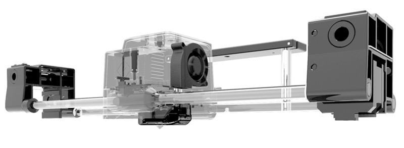 Фото 3D принтера Flashforge Guider IIs 16