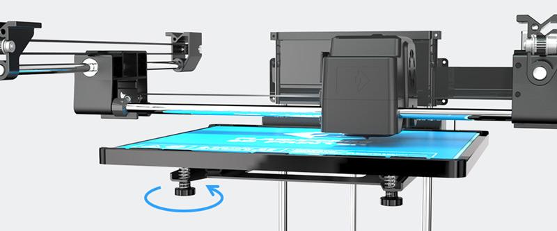 Фото 3D принтера Flashforge Guider IIs 17