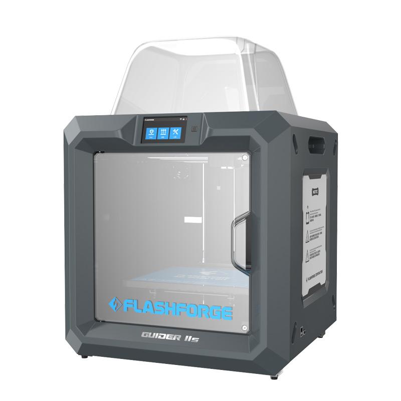 Фото 3D принтера Flashforge Guider IIs 2