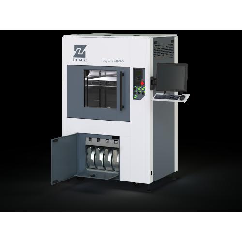 Фото 3D принтера Total Z Anyform 450-PRO 2