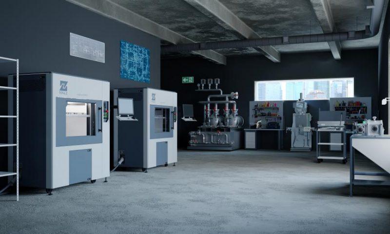 Фото 3D принтера Total Z Anyform 650-PRO 6