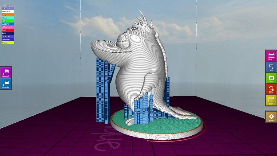 Фото Обзор слайсеров для 3Д печати 3
