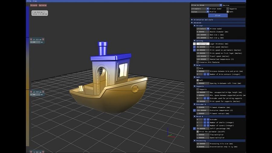 фото Обзор слайсеров для 3Д печати 7