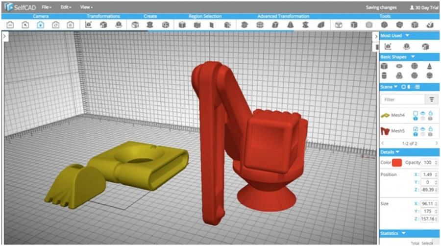 Фото Обзор слайсеров для 3Д печати 15