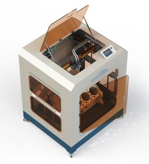 Фото 3D принтера CreatBot D600 3