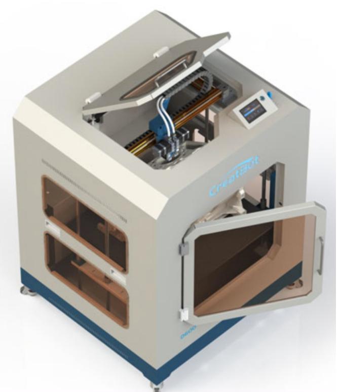 Фото 3D принтера CreatBot D600 PRO 3