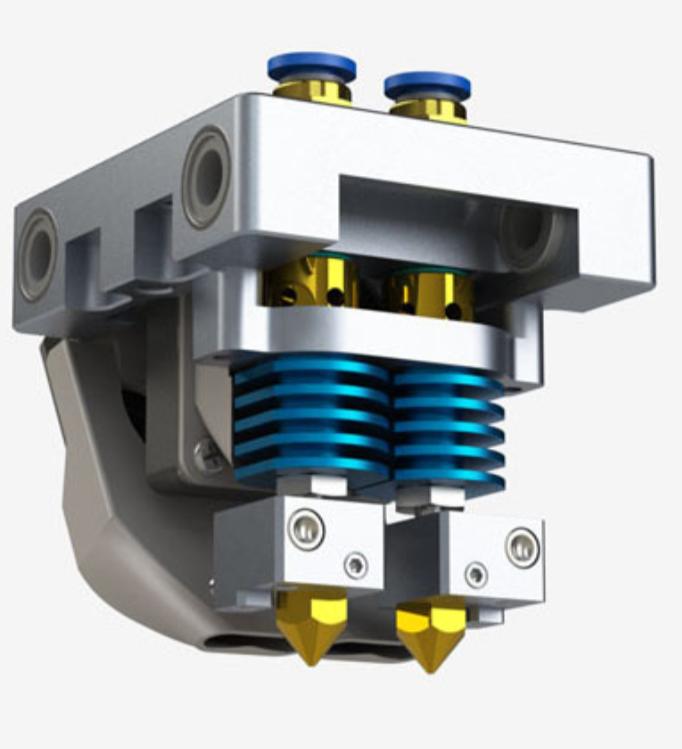 Фото 3D принтера CreatBot DE PLUS 4