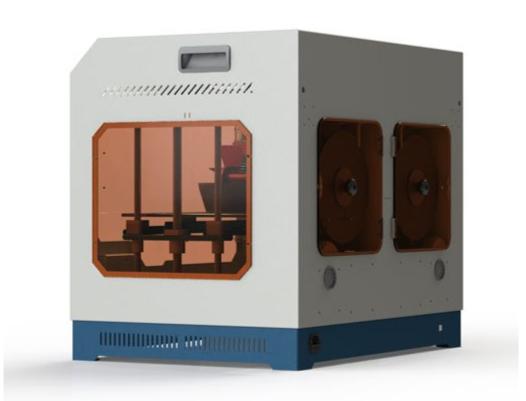 Фото 3D принтера CreatBot F430 (PEEK version) 3