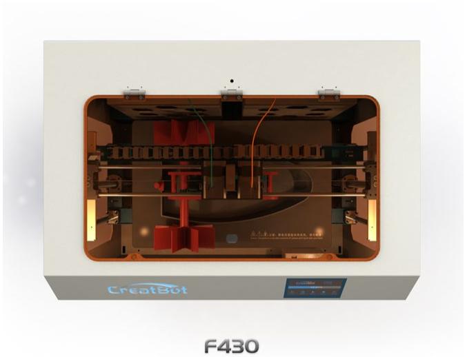 Фото 3D принтера CreatBot F430 (PEEK version) 4