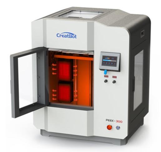 Фото 3D принтер CreatBot PEEK-300 2