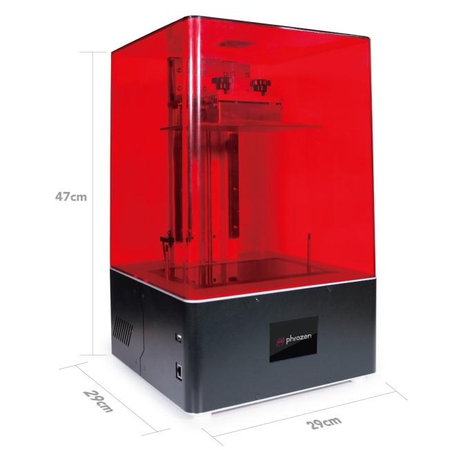 Фото 3D принтера Phrozen Shuffle XL Lite 4