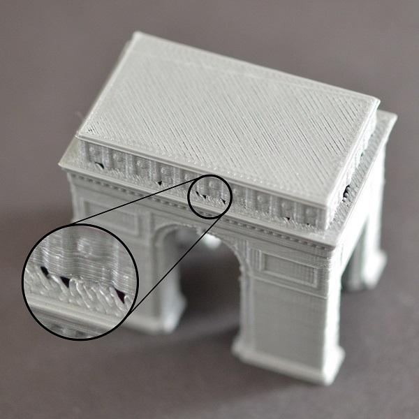 Фото FDM-печать: дефекты, проблемы и варианты их устранения 18
