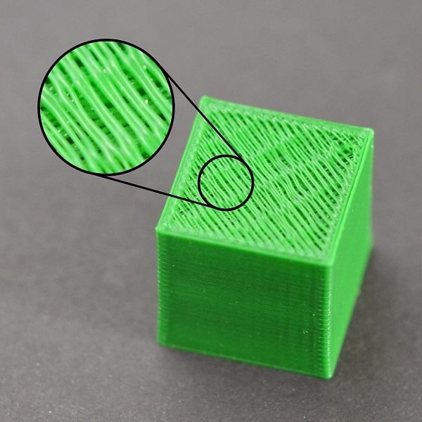 Фото FDM-печать: дефекты, проблемы и варианты их устранения 5