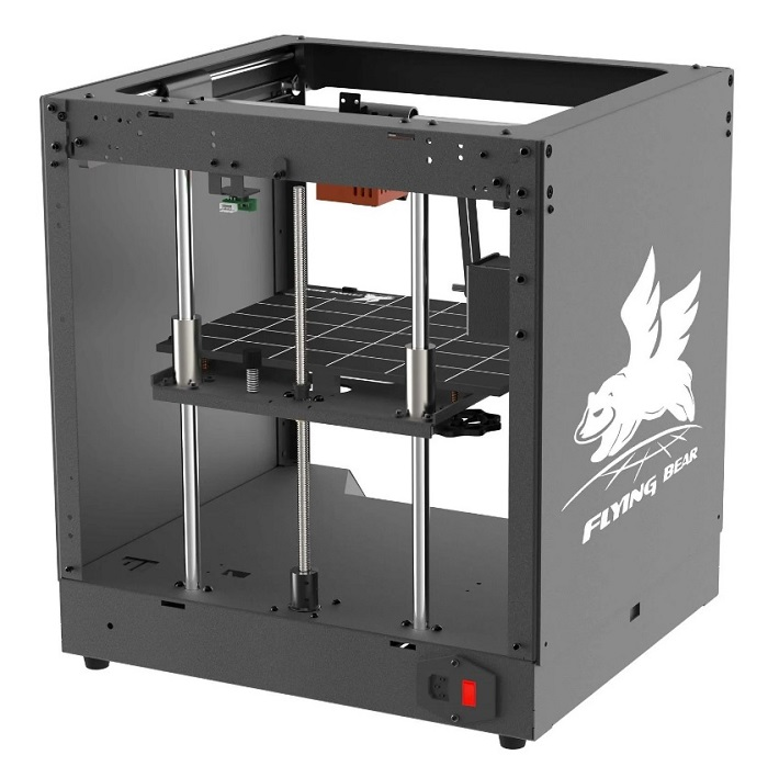 Фото 3D принтер FlyingBear Ghost 5 new 2