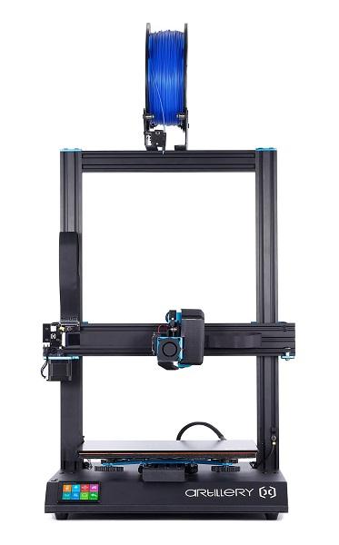 Фото 3D принтера Artillery Sidewinder X1 1