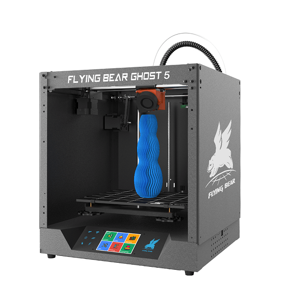 Фото 3D принтера FlyingBear Ghost 5 8