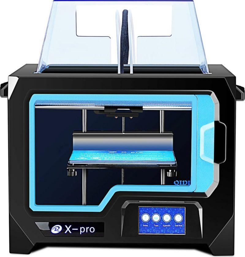 Фото 3D принтера QIDI Tech X-Pro 1