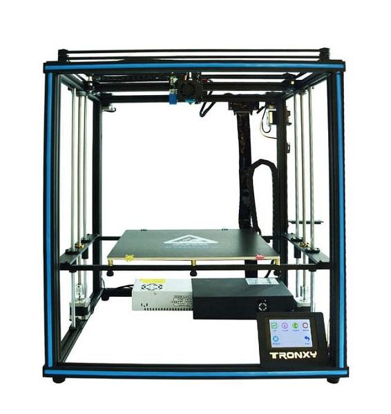 Фото 3D принтера Tronxy X5SA-400 2020 1