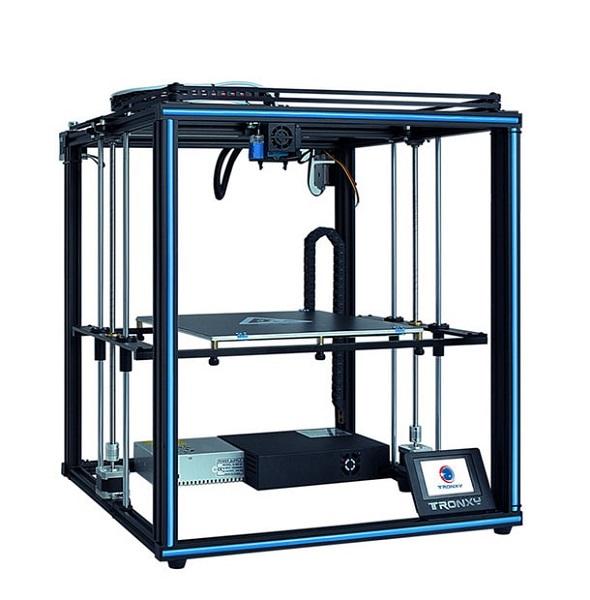 Фото 3D принтера Tronxy X5SA-400 2020 2