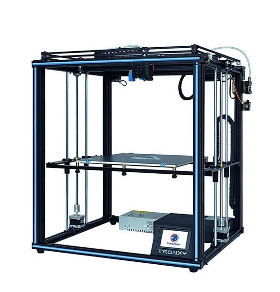 Фото 3D принтера Tronxy X5SA-400 2020 3