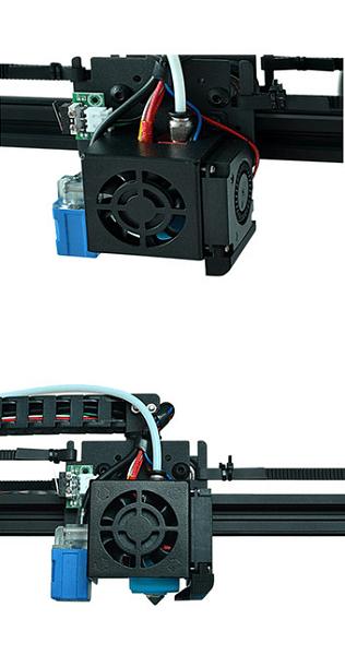 Фото 3D принтера Tronxy X5SA-400 2020 4
