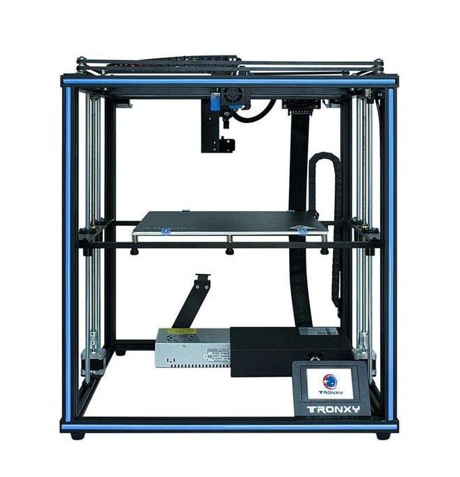 Фото 3D принтера Tronxy X5SA-400 PRO 2020 1