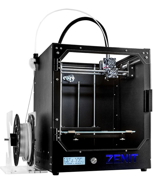 Фото 3D-принтера ZENIT 3D HT 1