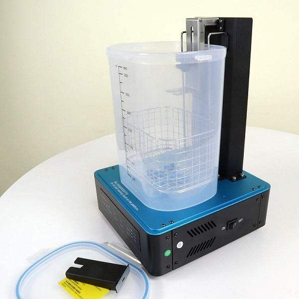 Фото устройства для очистки и дополнительного отверждения моделей Anycubic Wash&Cure 6