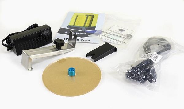 Фото устройства для очистки и дополнительного отверждения моделей Anycubic Wash&Cure 9