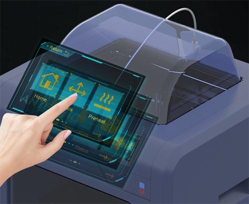 Фото 3D принтера Anycubic 4Max Pro 2.0 16