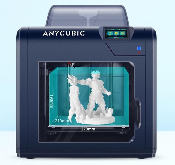 Фото 3D принтера Anycubic 4Max Pro 2.0 9
