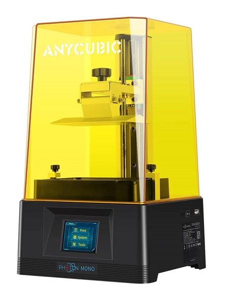 Фото 3D принтера Anycubic Photon Mono 5