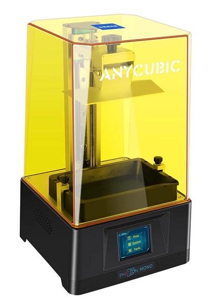 Фото 3D принтера Anycubic Photon Mono 6