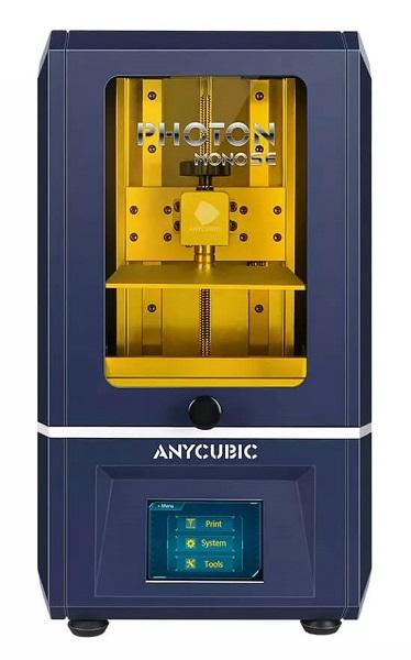 Фото 3D принтера Anycubic Photon Mono SE 1