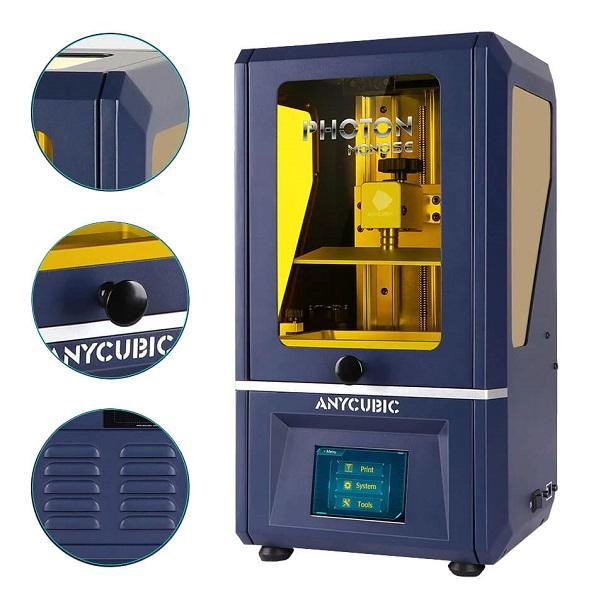 Фото 3D принтера Anycubic Photon Mono SE 6