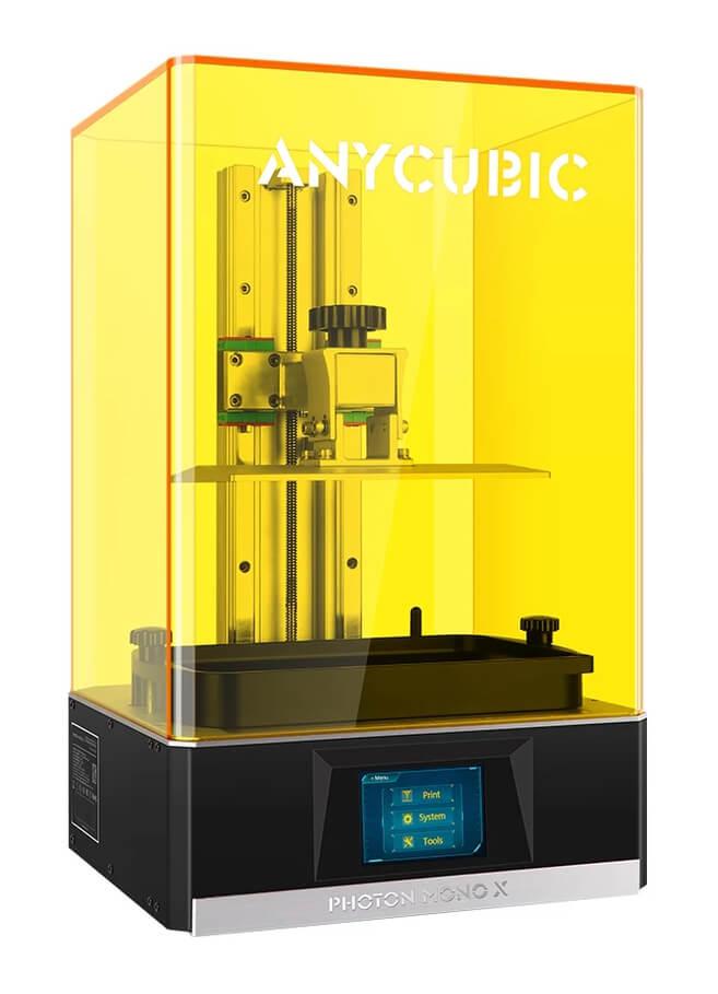 Фото 3D принтера Anycubic Photon Mono X 4