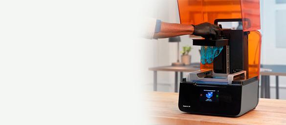 Баннер 3д печать из фотополимера