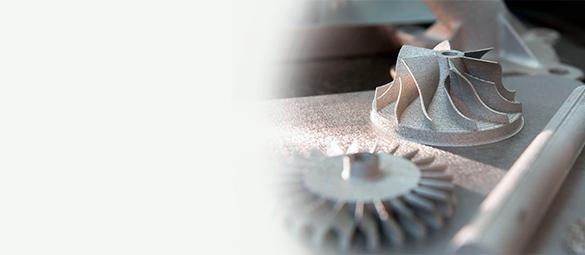 Баннер 3д печать металлом