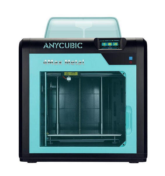Фото 3D принтера Anycubic 4Max Metal 1