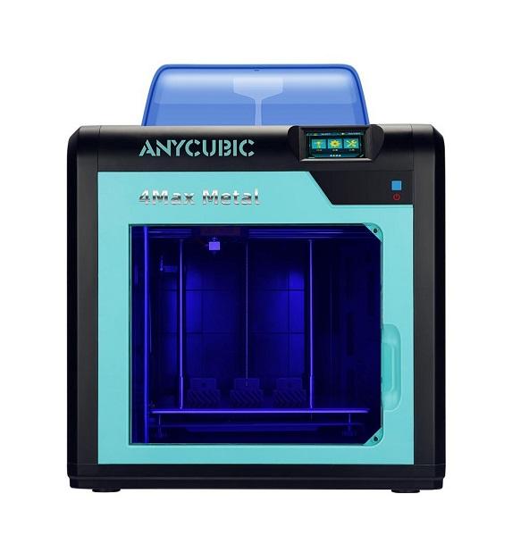Фото 3D принтера Anycubic 4Max Metal 5