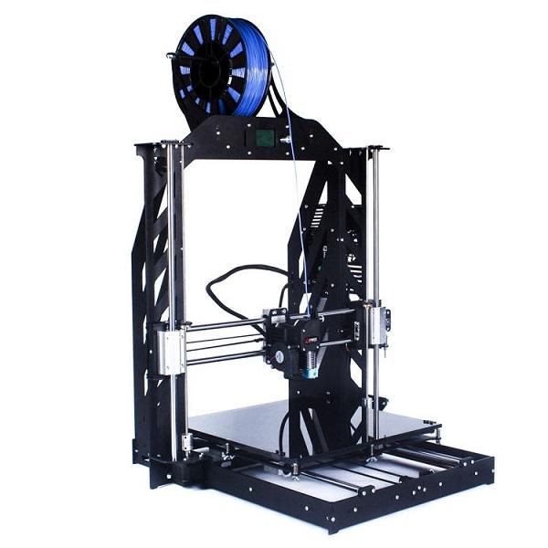 Фото 3D принтера BiZon Prusa i3 Steel V2 300x300 мм 2