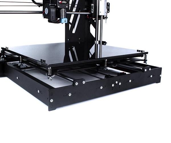 Фото 3D принтера BiZon Prusa i3 Steel V2 300x300 мм 3