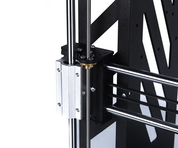 Фото 3D принтера BiZon Prusa i3 Steel V2 300x300 мм 5