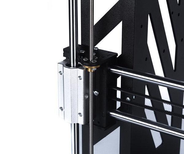 Фото 3D принтера Bizon Prusa i3 Steel V2 300x300 мм (набор для сборки) 4