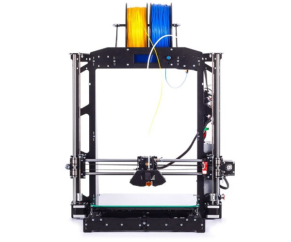 Фото 3D принтера Bizon Prusa i3 Steel V2 Dual 300x300 мм 1
