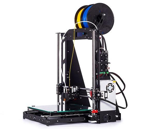 Фото 3D принтера Bizon Prusa i3 Steel V2 Dual 300x300 мм 2