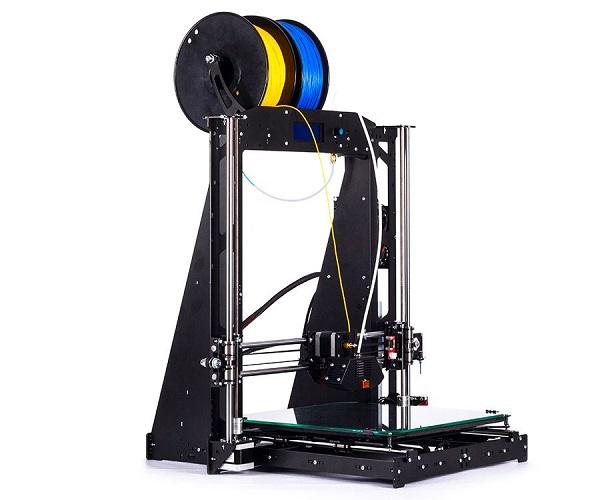 Фото 3D принтера Bizon Prusa i3 Steel V2 Dual 300x300 мм 3