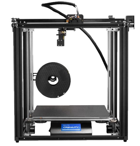 Фото 3D принтера Creality Ender 5 Plus 1