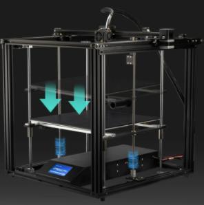 Фото 3D принтера Creality Ender 5 Plus 10