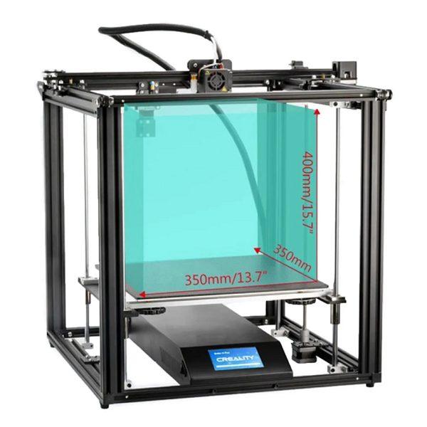 Фото 3D принтера Creality Ender 5 Plus 6